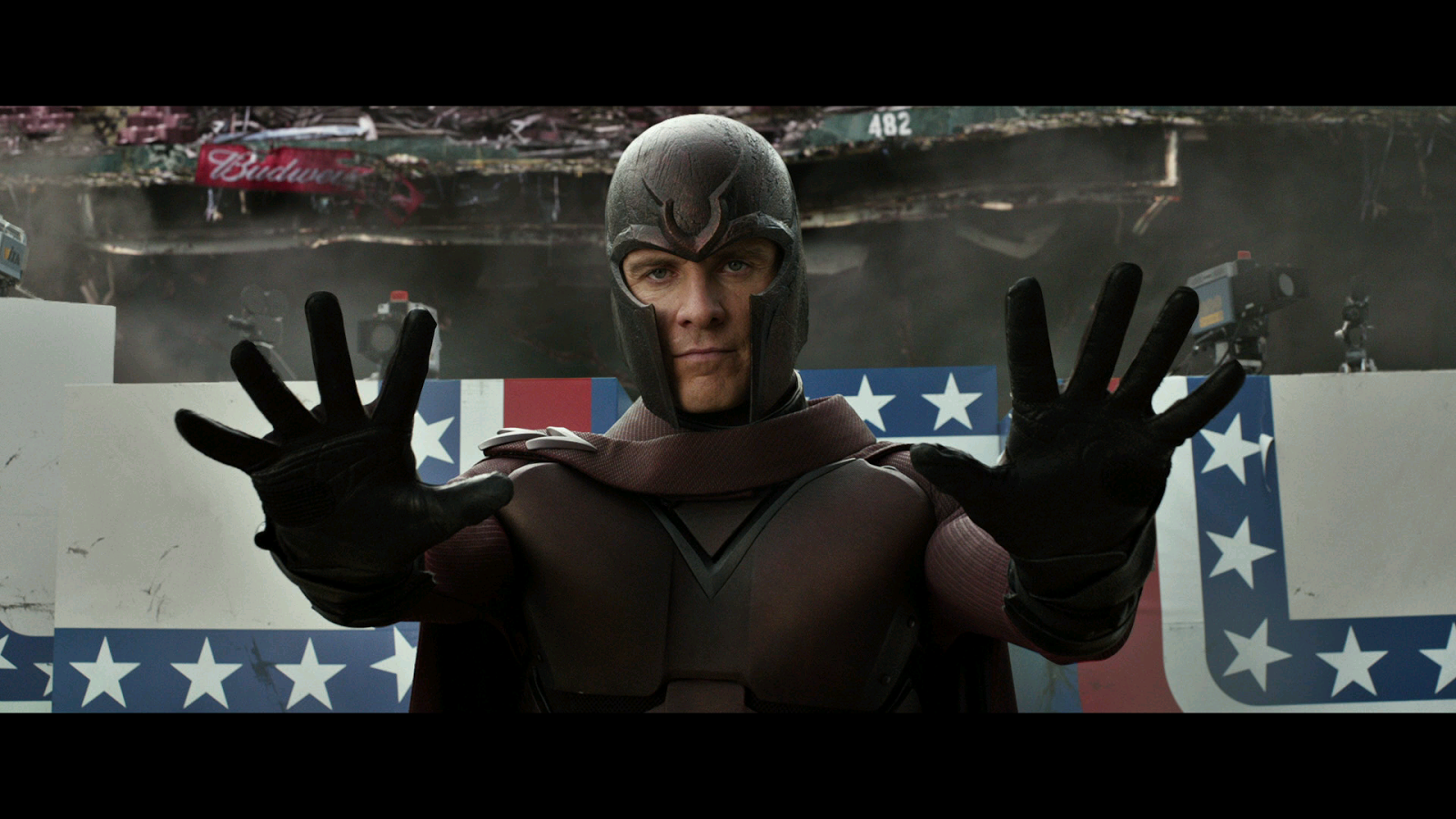 X-Men Días Del Futuro Pasado (2014) 2D + 3D 1080p BD25 6