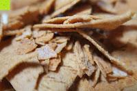 zerbrochen: 8 x Glutenfreie Protein Chips, 52gr pro Tüte, 20gr organic Proteine, glutenfrei, natural, healthy (BBQ)