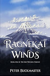 Ragnekai Winds - heart-wrenching fantasy by Peter Buckmaster - book promotion companies