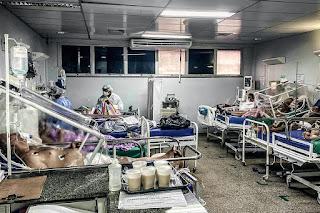 Gripezinha Brasil registra 915 novas mortes por covid-19, maior número em mais de um mês.