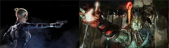 Mortal Kombat X - Novos Personagens