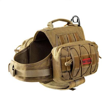 OneTigris Dog Pack Hound Travel