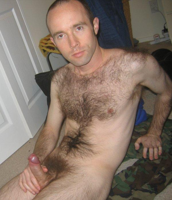 Hairy blonde guy, paki girls pussy