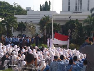 Walikota, Semangat Persatuan Anggota Dan PGRI Harus Tertanam Untuik Pengabdian