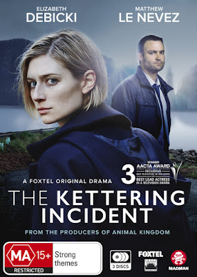 The Kettering Incident: DVD Review
