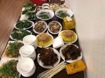 Nấu cỗ tại nhà Trần Thái Tông- Cầu Giấy