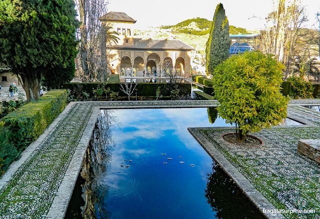 Palácio de Partal, Alhambra