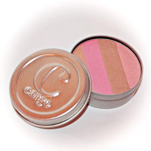 Colorete cargo multicolor muestra birchbox pink 2017