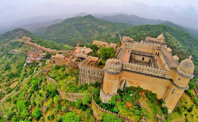 Kumbhalgarh FORT , Trip, history detail, the complete Guide