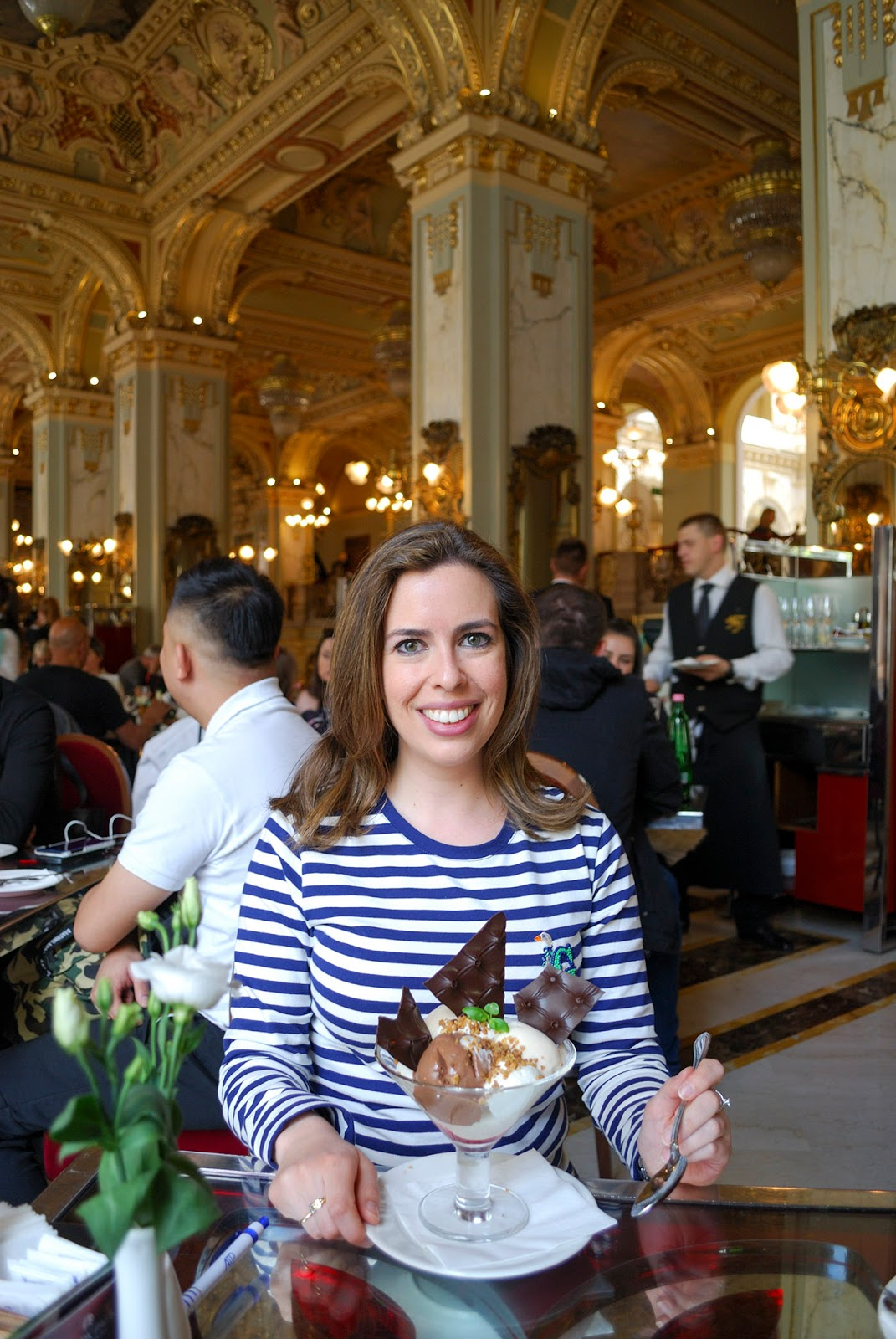 new york cafe budapest guide itinerary instagram worthy spot sights landmarks hungary luxury menu ice-cream