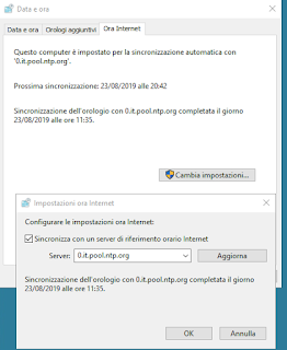 Windows - NTP Pool Project