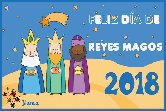 Actividades Para Educación Infantil Feliz Día De Reyes 2018 Bonus