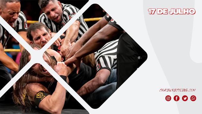 Replay: WWE NXT 17/07/2019
