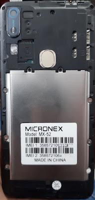 MICRONEX MX-52 FLASH FILE