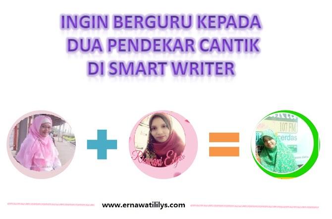 Ingin  Berguru Kepada dua Pendekar Cantik di Smart Writer