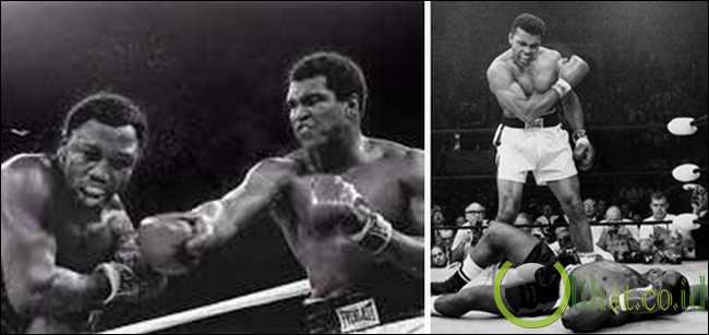 Muhammad Ali vs. Sonny Liston (Pertemuan Kedua)