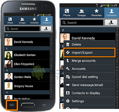 How To Backup & Restore Contacts In Android Phones?