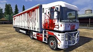 Renault Magnum Blood skin