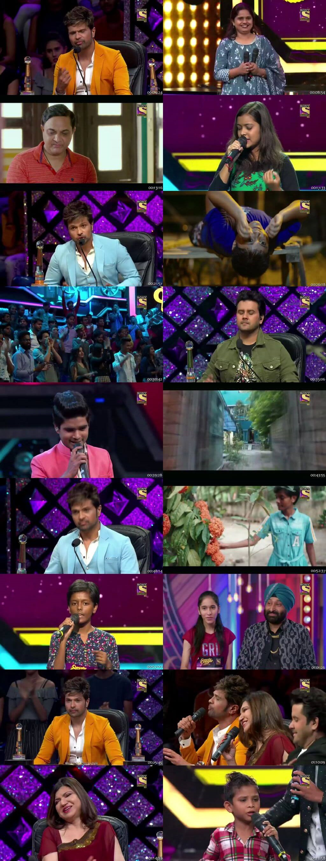 Screenshots Of Hindi Show Superstar Singer 30th June 2019 Episode 02 300MB 480P HD