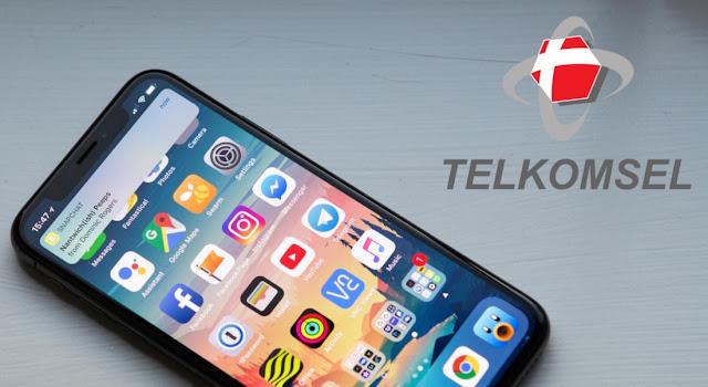 Paket Combo Telkomsel 6GB Rp 30 Ribu