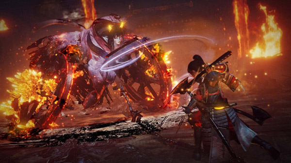 Nioh 2 Review - the ability of Team Ninja