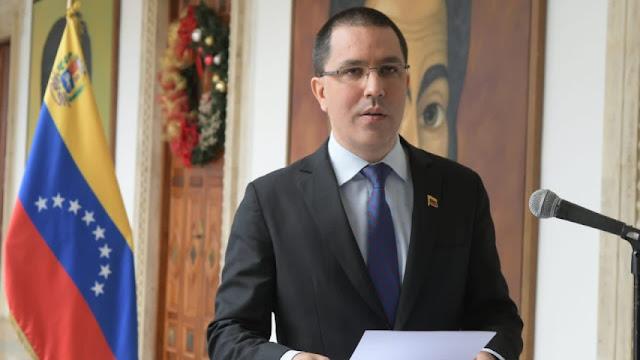 VENEZUELA RECHAZA DECLARACIÓN DE COLOMBIA SOBRE OPERACIONES EN APURE