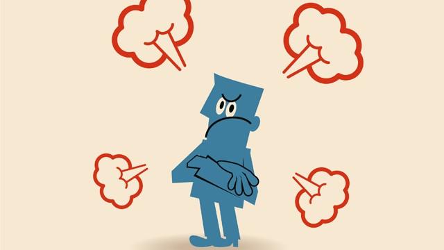 كيف تؤثر الشكوى على دماغك