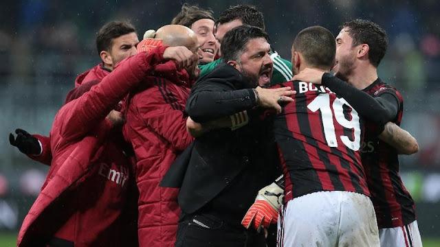 Di Bawah Gattuso, Milan Kembali Solid