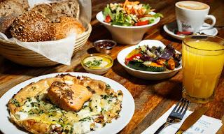 Os 14 melhores lugares para desfrutar desse famoso café da manhã israelense