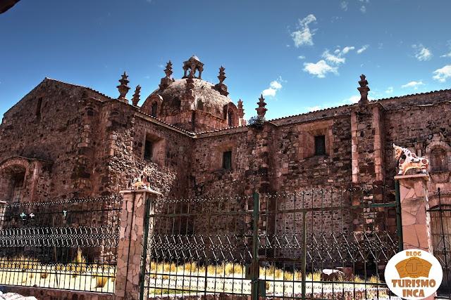 Iglesia de Santa Isabel Pucará