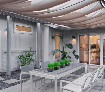Fotos de Techos techos para patios interiores