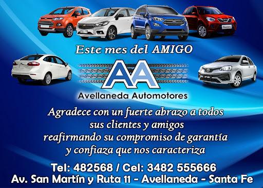Avellaneda Automotores