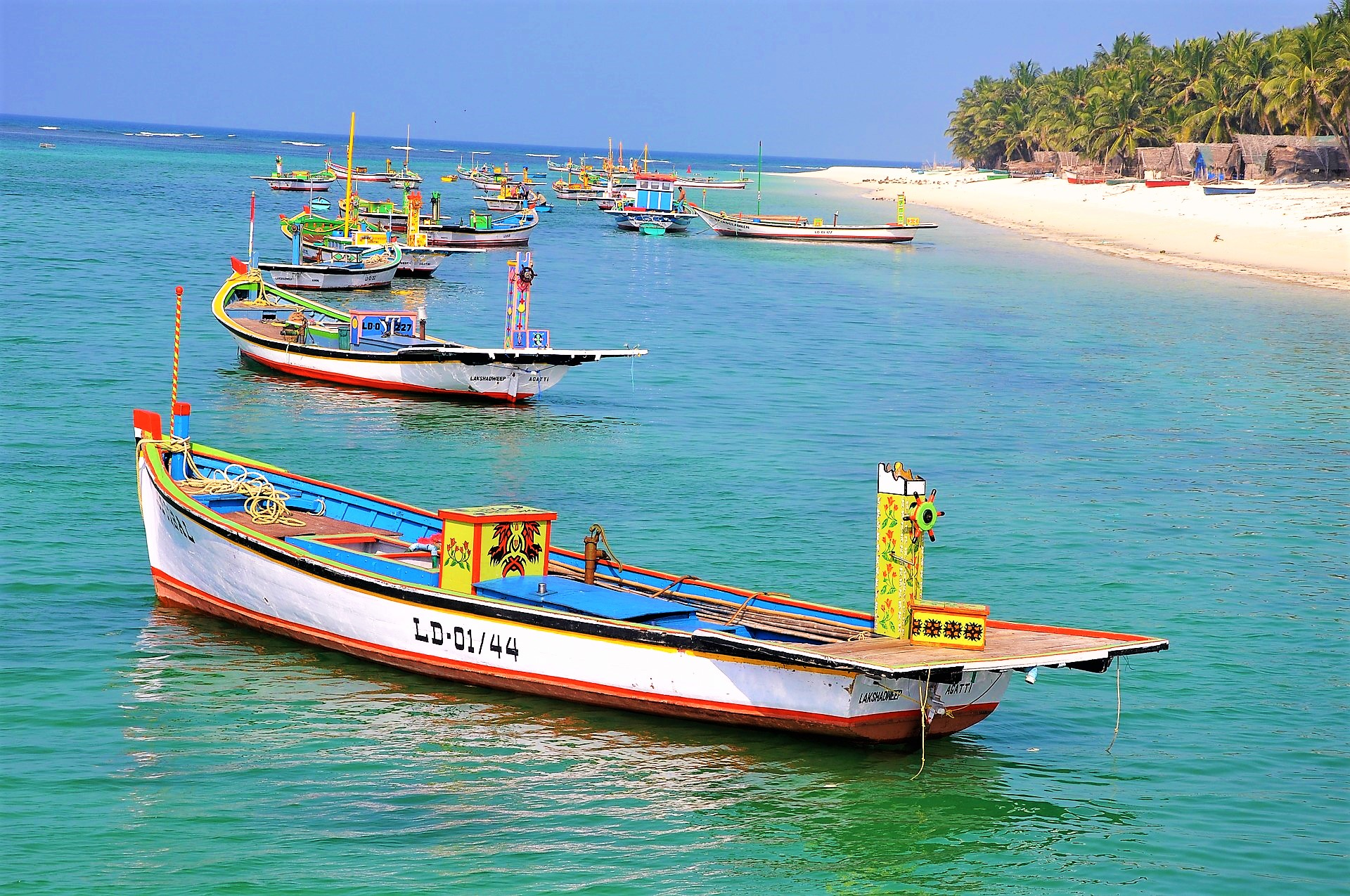 HOW THE DILEMMA STARTED IN LAKSHADWEEP?