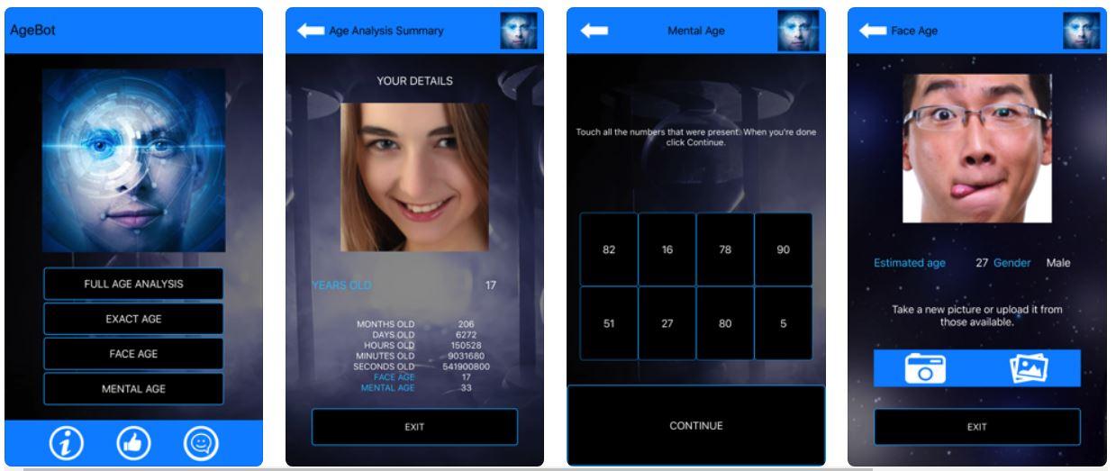 5- تطبيق AgeBot
