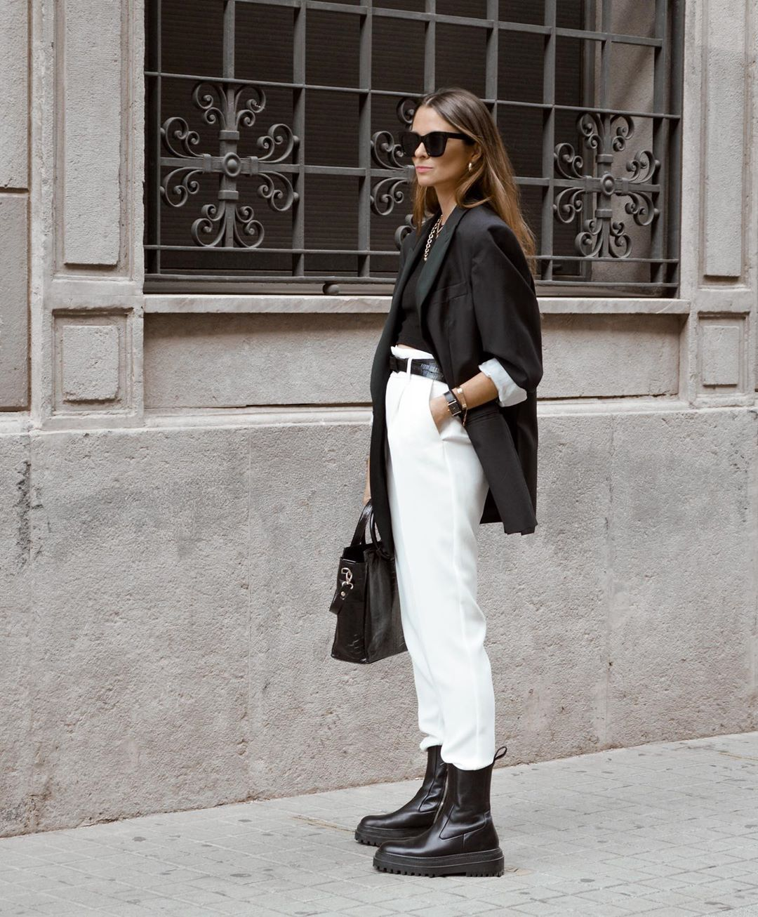 This Business Casual Look Is Ideal for Working From Home