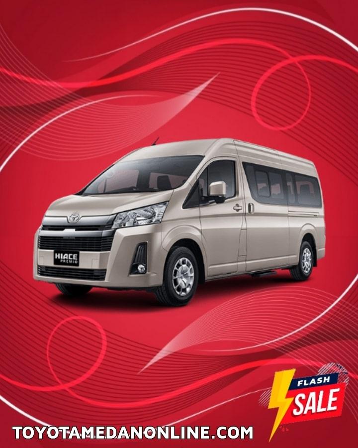 Harga Promo Toyota Hiace Medan