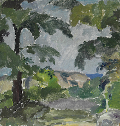 Arttalk - foredrag om kunst: Harald Giersing: Mindet, Kristiansø, 1911