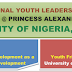 2018 International Youth Leadership Conference at UNN