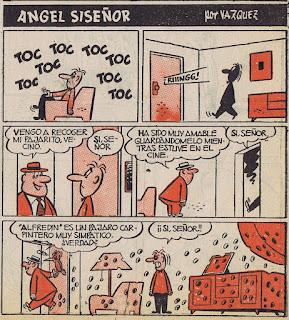 Angel Siseñor, El DDT nº 259