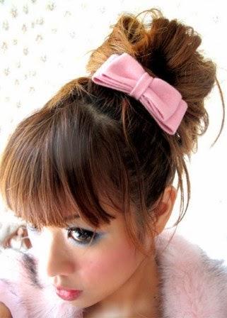 Model Rambut Sanggul Terbaru Cara Membuat Makeup Cantik