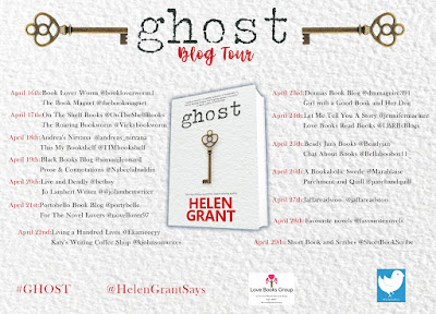 Love books blog tour
