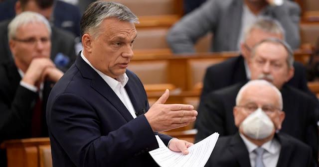 """هل يستغل """"أوروبان"""" تفشي وباء كورونا ليستولي على الحكم في هنغاريا ووضع نظام البلاد تحت قبضة حديدية؟"""