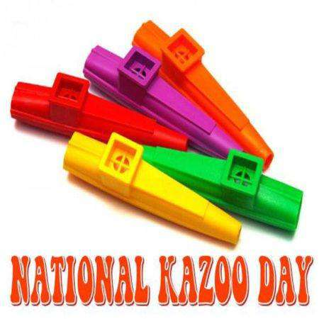 National Kazoo Day Wishes Awesome Picture