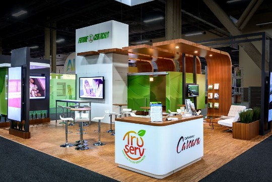 2019 Trade Show Exhibit Trends