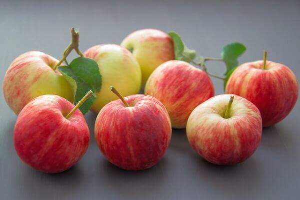 فوائد أكل التفاح لجسم الانسان