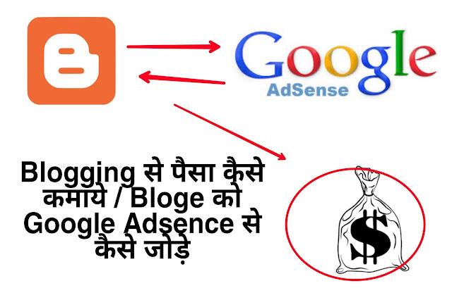 Blogging /Website से पैसा कैसे कमाये।