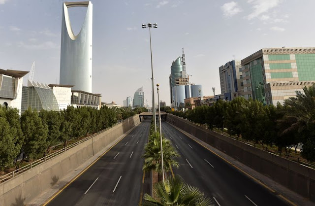 Gulf Economies So Hit by Crisis That Rebound May Be L-Shaped - Bloomberg