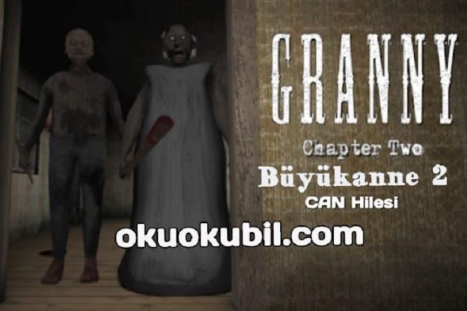 Granny 2 Chapter Two v1.1.7 Can Hileli Mod Apk Büyükanne İkinci Bölüm Son Sürüm