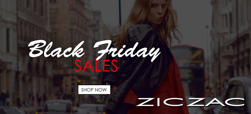 Zic Zac - Black Friday Προσφορές