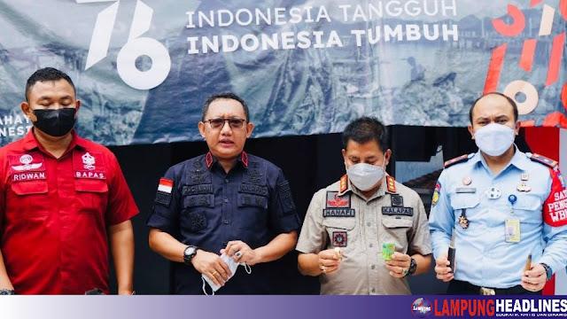 Korwil Madura Gelar Operasi Gabungan di Rutan Bangkalan, Tidak Ada Temuan Handphone dan Narkoba